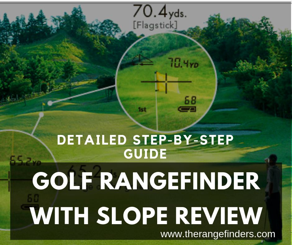 Best Golf Rangefinder 2020.Best Golf Rangefinder With Slope Review 2019 Top Picks